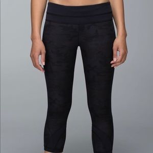 Lululemon Run Inspire Crop 8